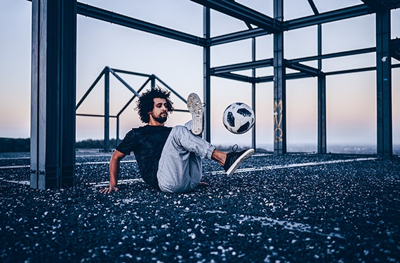 Freestyle Fußball (1,5 Std.)