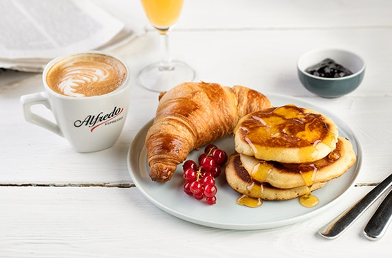 Frühstück & Filmpark Potsdam für 2