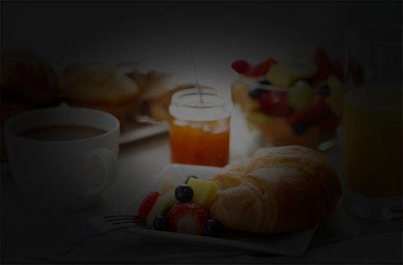 Breakfast in the Dark bei Mannheim für 2