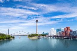 Frühstück & Rheinschifffahrt Düsseldorf für 2