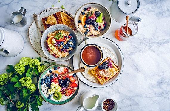 Frühstücken Strausberg für 2
