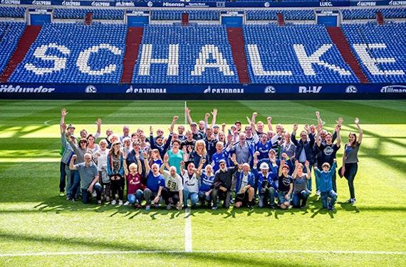 Schalke 04 Fußball-Fantage Gelsenkirchen für 2 (2 Tage)