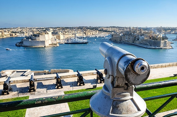 Game of Thrones Erlebnisreise Malta für 2 (3 Tage)