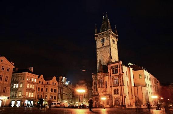 Geister-Stadtführung in Prag für 2