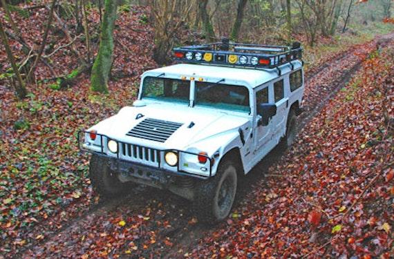 Hummer H1 Offroad Abenteuer-Tour am Nürburgring
