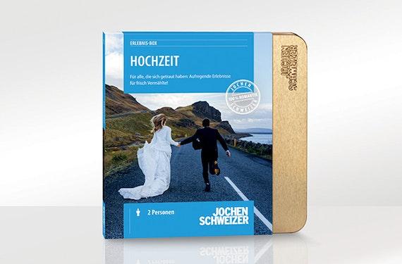 Erlebnis-Box 'Hochzeit'