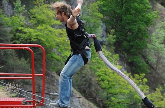 Giant-Swing im Wallis