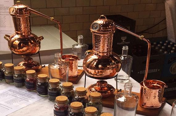 Gin Brennereiführung mit Verkostung in Berlin