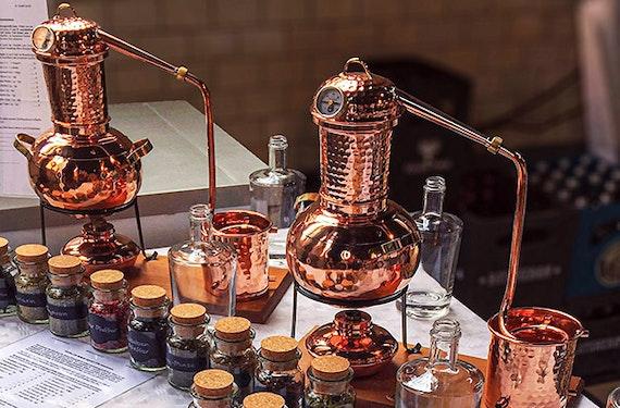 Online-Gin Tasting mit virtueller Destillerie Führung