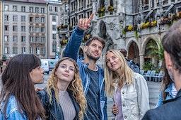 Stadtführung Glücksorte München