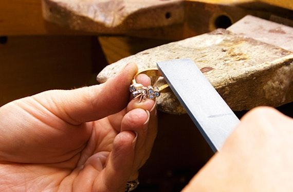 Workshop Ringe schmieden