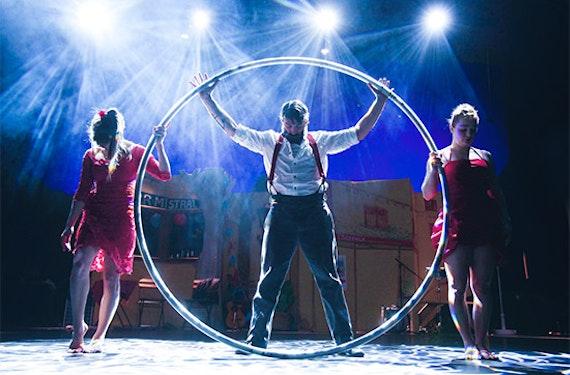 GOP Varieté-Theater für 2