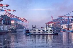 XXL Hafenrundfahrt Hamburg (2 Stunden)