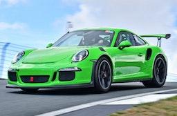 Porsche 911 GT3 Rennstrecken-Training
