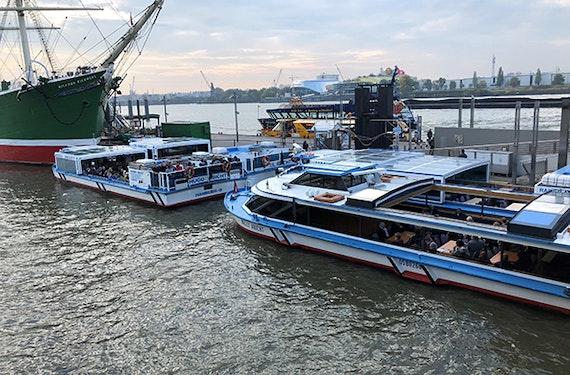 Hafenrundfahrt in Hamburg