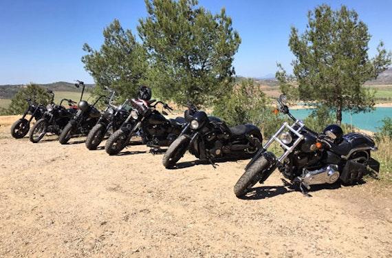 Harley Davidson Tagestrip Costa Blanca