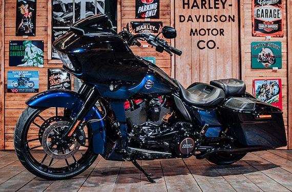 Harley-Davidson fahren (24 Std.)