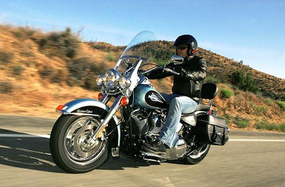 Harley-Tour mit Leihmaschine