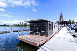 Hausboot mieten mit Sauna für 2 (3 Tage)