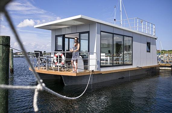 Hausboot mieten Egernsund (3-4 Nächte)