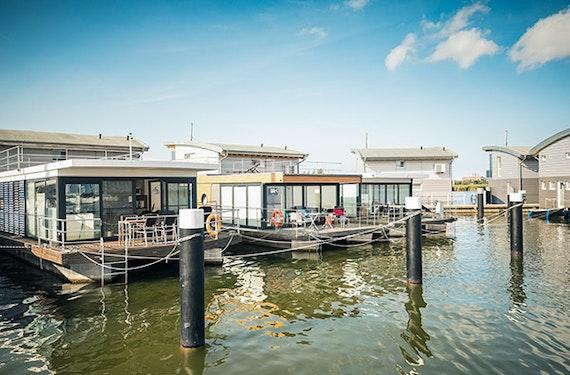 Hausboot mieten Kröslin für 4 (2 Nächte)
