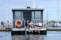 Hausboot mieten für 4 (5 Tage)