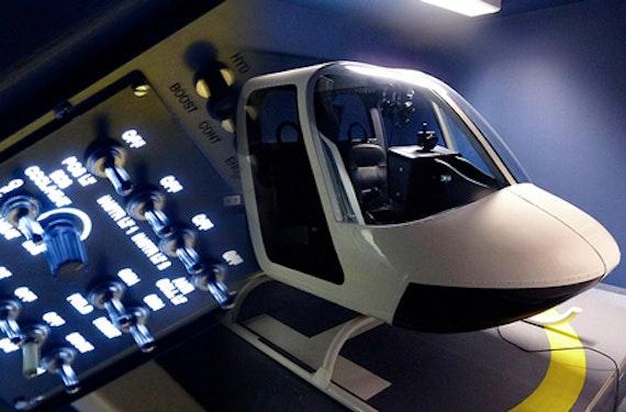 Helikopter- und Flugsimulator Wien