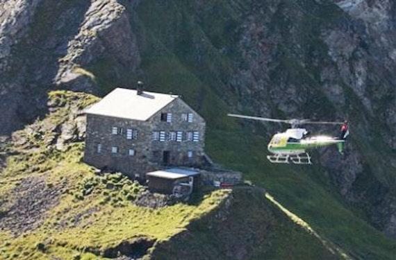 Helikopter Rundflug Schweiz (20 Min.)