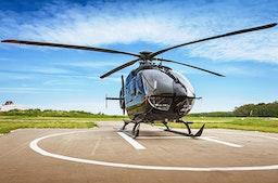 Hubschrauber fliegen in Österreich