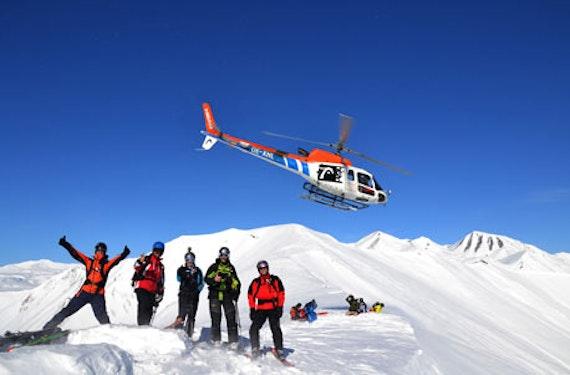 Skiurlaub mit Heliskiing in Georgien (8 Tage)