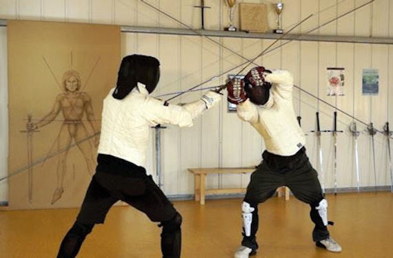 Historischer Schwertkampf