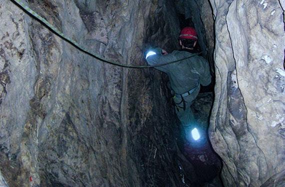 Höhlen-Exkursion am Walchensee
