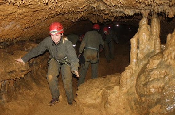 Höhlen-Exkursion