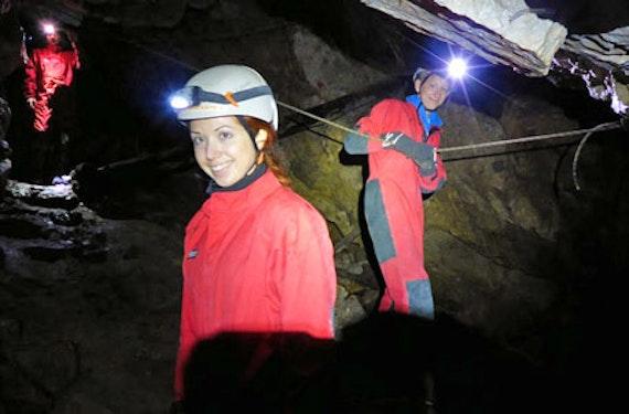 Höhlentour im Raum Wien