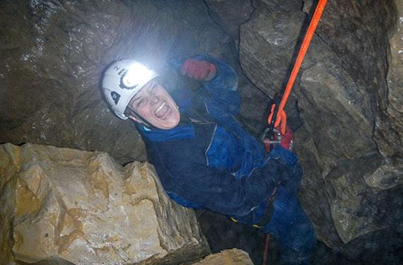 Höhlen-Trekking für Einsteiger Raum Reutlingen