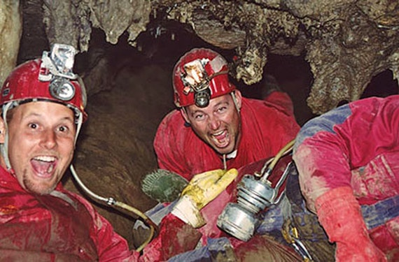 Höhlenexkursion ins Hölloch