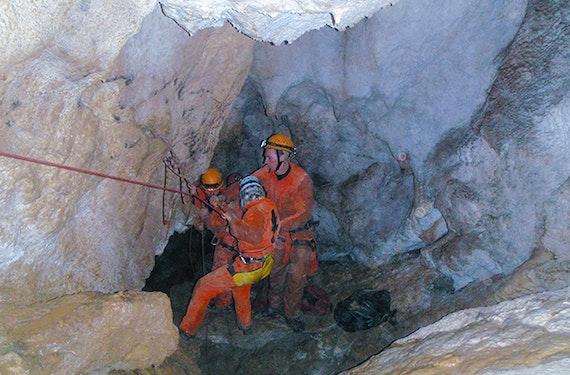 Einsteiger Höhlentour in Kiefersfelden (3 Stunden)