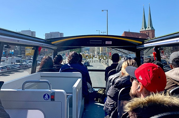 Hop on Hop off Berlin