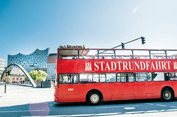 Hop on Hop off Hamburg