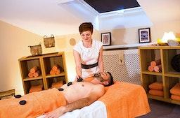 Hot Stone Massage Bad Füssing (ca. 90 Min.)