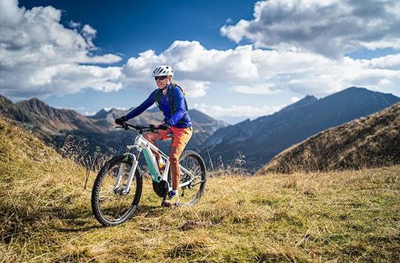 Kurzurlaub & E-Bike Tagesmiete in Oberbayern für 2