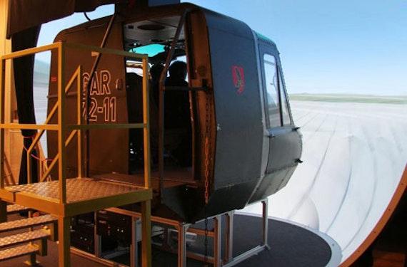 UH-1 Hubschrauber Simulator (60 Min.)