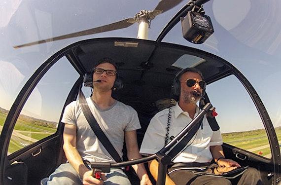 Hubschrauber-Rundflug Österreich (30 Min.)