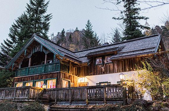 Hüttenübernachtung im Salzburger Land für 2