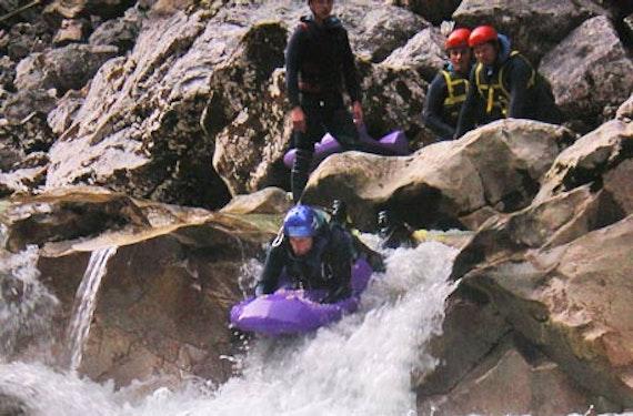 Hydrospeed Tour in Abtenau