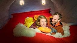 Übernachtung im Romantik-Iglu im Montafon für 2
