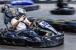 Indoor Kart fahren im Allgäu