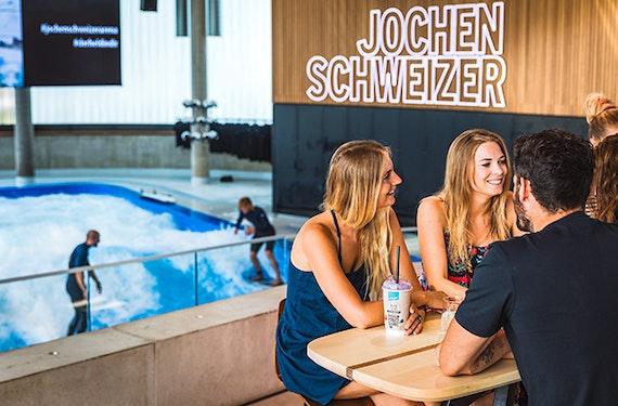 Surfkurs - Jochen Schweizer Arena München