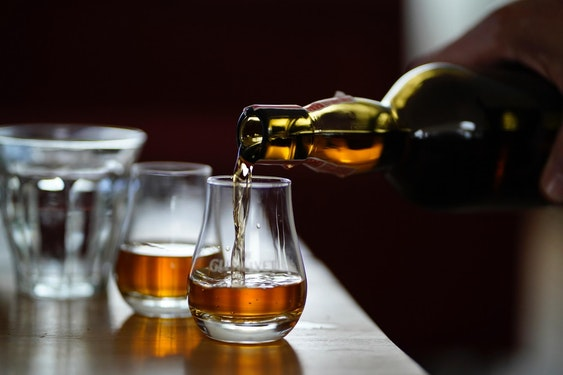 Do it yourself Whiskytasting