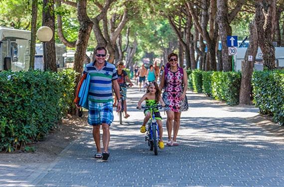 Italien-Urlaub im Bungalow am Meer für 4 (5 Tage)
